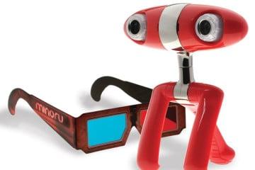 Fare filmati in 3D? Ora si può!