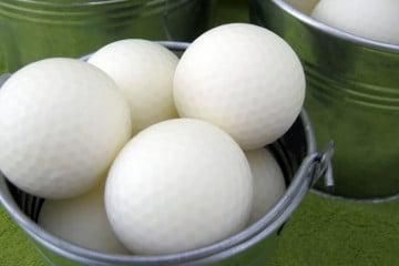 Saponette per golfisti