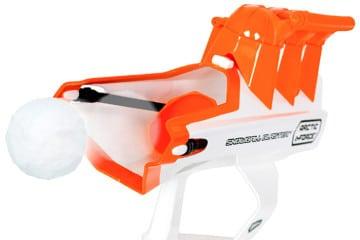 Snowball Blaster: il fucile a palle di neve