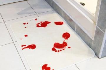 Per un bagno… di sangue!