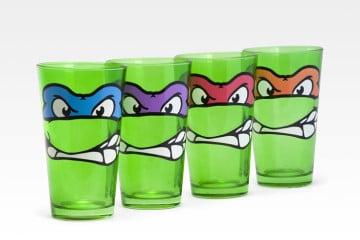Bicchieri da Ninja Turtle