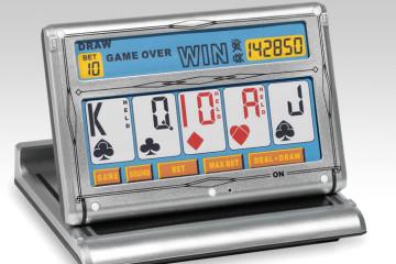 Videopoker Touchscreen