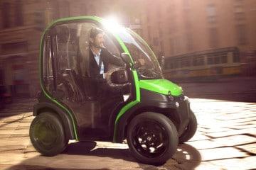 Birò: la mini auto elettrica
