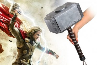 Mjolnir: il martello di Thor