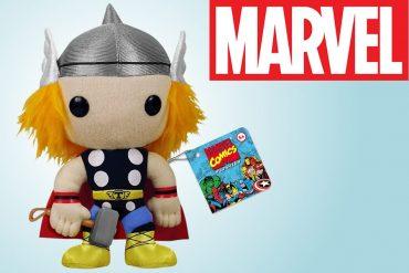 Il peluche di Thor