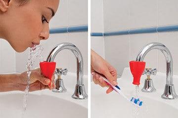 Tapi, trasforma il rubinetto in una fontanella