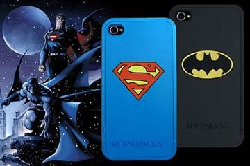 Comics Case per iPhone 4
