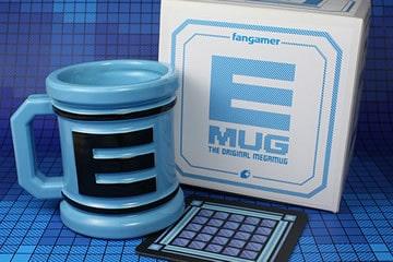 Mega Man Energy Mug