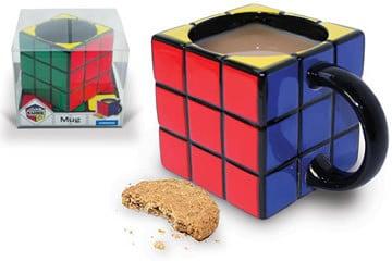 Mug a forma di Cubo di Rubik
