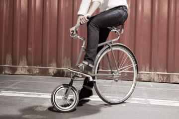 ABICI Velocino, la mini bici retrò