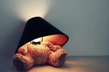 Lampada Teddy Bear