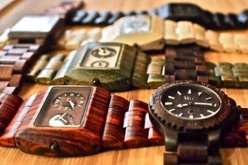 WeWood, l'orologio da polso di legno
