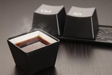 Set di tazze Ctrl-Alt-Canc