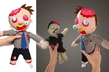 Peluche Zombie