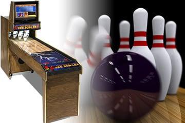 8-Foot: la pista da Bowling casalinga