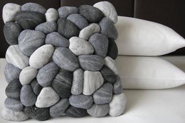 Il cuscino di sassi
