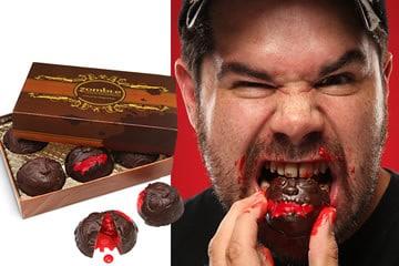 Cioccolatini Zombie