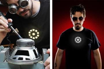 La T-Shirt di Tony Stark