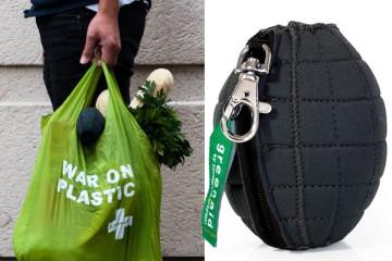 Greenaid, la borsa della spesa a granata