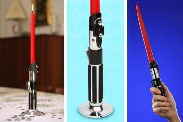 Portacandele Spada Laser