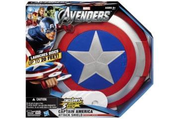 Lo scudo lancia dischi di Capitan America