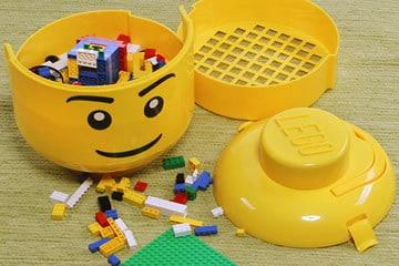 Testa porta LEGO