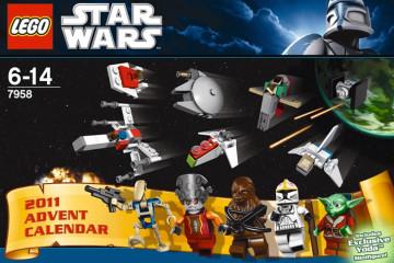 Calendario natalizio LEGO Star Wars