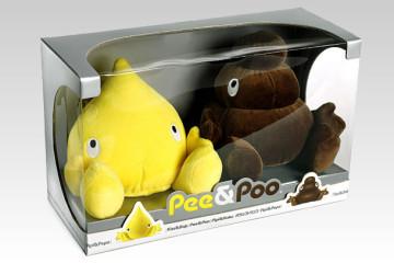 Peluche Pee&Poo