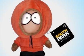 Peluche di Kenny di South Park
