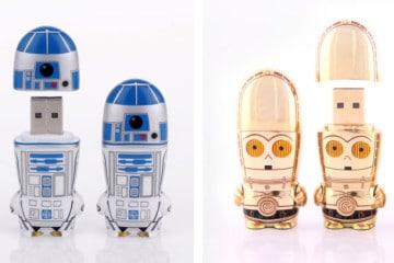 Chiavette USB di Star Wars