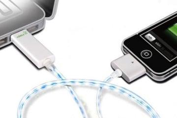 Cavo luminoso per iPhone e iPad