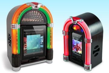 Trasforma l'iPad in un Jukebox