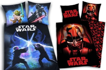 Set da letto di Star Wars