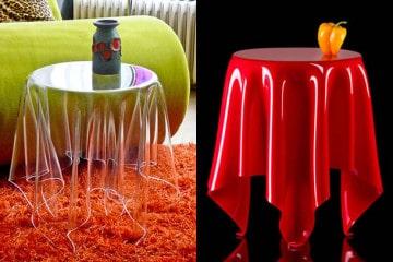 Il tavolo Illusion, un miraggio nel tuo arredamento