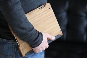 Bamboo Case per iPad 3