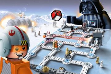 Gioco da tavolo LEGO Star Wars: Battle of the Hoth
