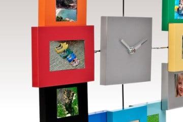 L'orologio Photo Frame