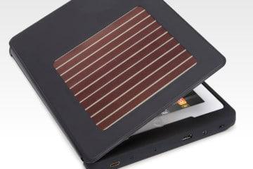 Case ad energia solare per iPad 2 e 3