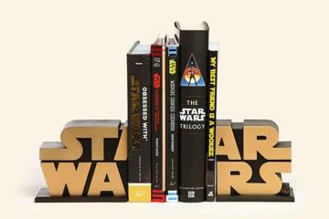 Il fermalibri di Star Wars