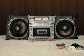 Cuscini stereo