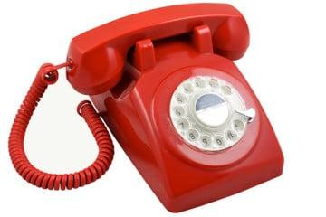 Il telefono retrò