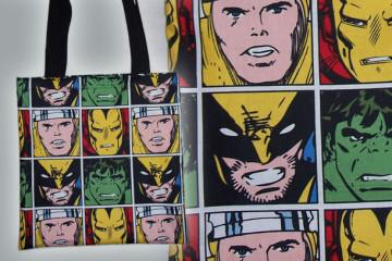La borsa degli Avengers