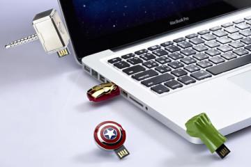 Le chiavette USB degli Avengers – seconda serie
