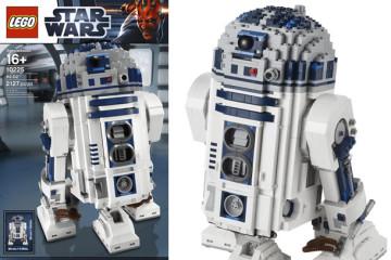 LEGO R2-D2 per collezionisti
