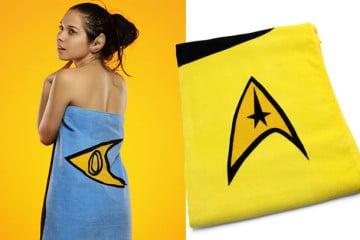 I salviettoni di Star Trek