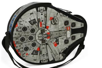 LEGO Millennium Falcon ZipBins