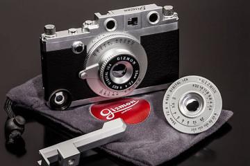 Vintage Camera case per iPhone 4 e 4S