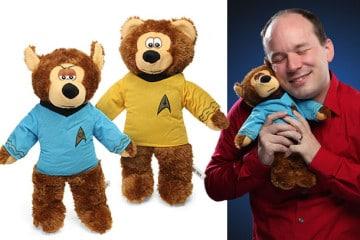 Gli orsacchiotti di Star Trek