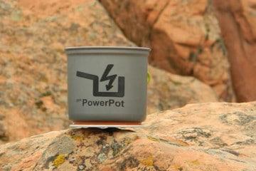PowerPot, la pentola con generatore termoelettrico