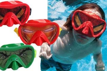 Le maschere da mare della Marvel